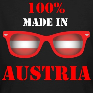 100% MADE IN AUSTRIA - Männer Bio-T-Shirt