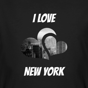I love New York i love NY - Men's Organic T-shirt