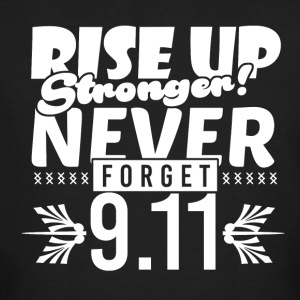 9/11 Never forget - Men's Organic T-shirt