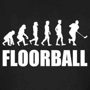 Floorball - Mannen Bio-T-shirt