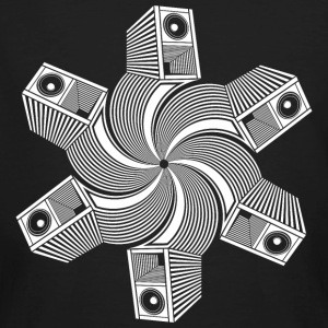 Speaker coil 23 - Men's Organic T-shirt