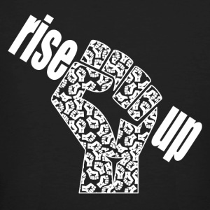 Rise Up - Men's Organic T-shirt