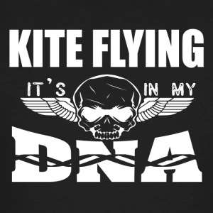KITE FLYING - its in my DNA - Men's Organic T-shirt