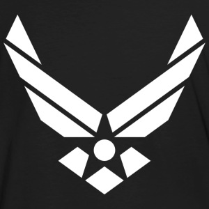 US Air Force - Mannen Bio-T-shirt