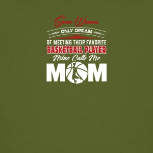 maman de basket-ball - T-shirt bio Homme