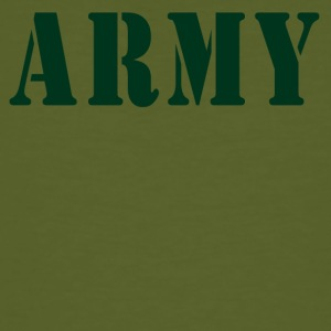 ARMY - T-shirt bio Homme