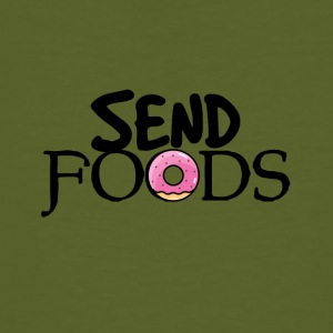 Send foods - Men's Organic T-shirt