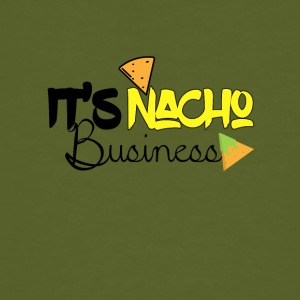 Nacho Business - Ekologisk T-shirt herr