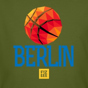 Berlin Let`s GOOOO - Men's Organic T-shirt