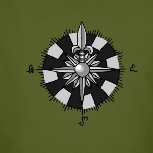 Compass - Men's Organic T-shirt
