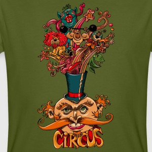 the circus - Men's Organic T-shirt