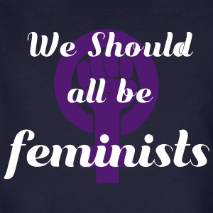 We should all be feminists - Men's Organic T-shirt