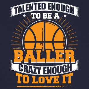 TALENT baller - T-shirt bio Homme