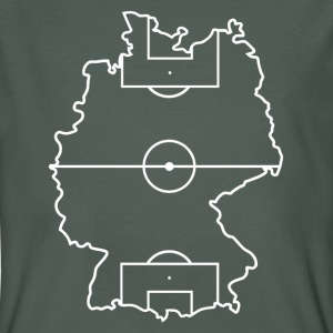 Football Allemagne - T-shirt bio Homme