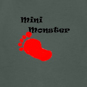 Monster - Mannen Bio-T-shirt