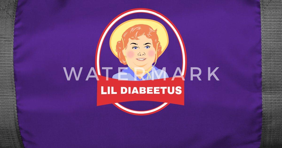 Lustiger Diabetiker Spruch - Lil Diabeetus von Teequeen2603 ...
