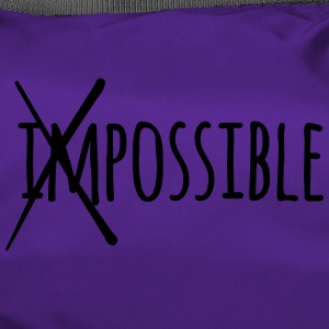Impossible Possible 1c - Duffel Bag