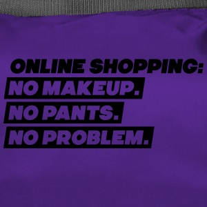 Online shopping: Nei Makeup, No Pants, No Problem - Sportsbag
