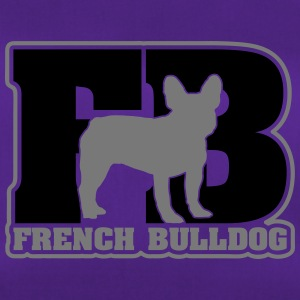 FRENCH BULLDOG FB - Sporttasche