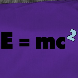 Formula of Relativity Theory E = mc2 A. Einstein - Duffel Bag
