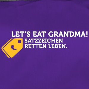 How To Eat Grandma! Save Punctuation Life! - Duffel Bag