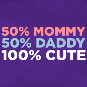 50% Mommy & 50% Daddy Comes A Adorable Baby! - Sportstaske