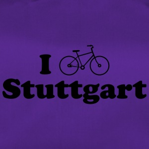 stuttgart biking - Duffel Bag