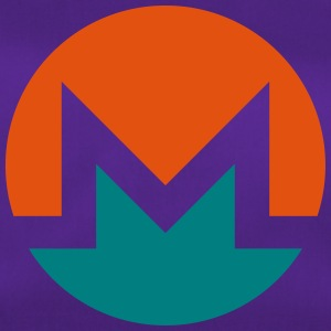 Monero Logo Circle - Duffel Bag