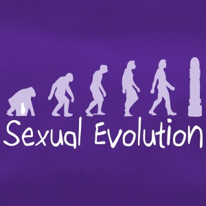 Sexual Evolution From Ape To Erect Man. - Duffel Bag