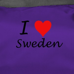 I Love Sweden - Duffel Bag