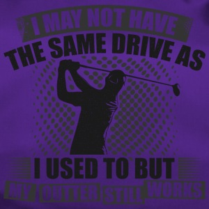 My Outter still Works Golf golfing - Sporttasche
