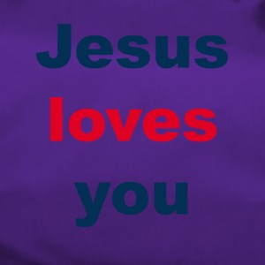 Jesus Loves You - Jesus loves you - Duffel Bag