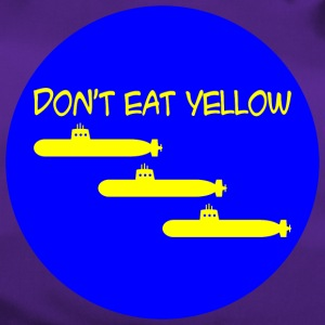 Do not eat yellow submarines - Duffel Bag
