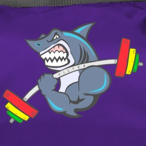 Shark-Kreuz-fit - Sporttasche