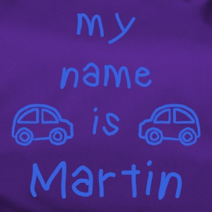 MARTIN MY NAME IS - Sac de sport