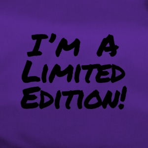 I'm a limited Edition - Sporttasche
