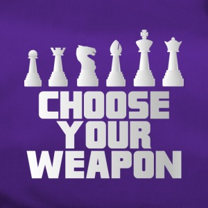 CHESS: CHOOSE YOUR WEAPON GIFT - Duffel Bag