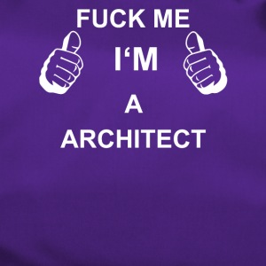 TRUST FUCK ME IN DE ARCHITECT - Sporttas