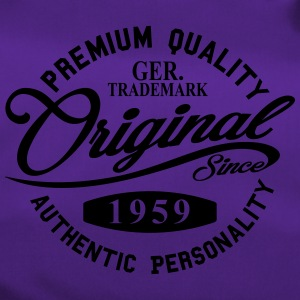 Original Since 1959 Handwriting Premium Quality - Sporttasche