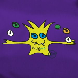 Hug me Monsters - Every little monster needs a hug - Duffel Bag