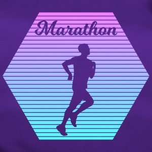 Marathon Retro - Duffel Bag