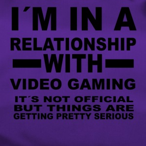 relationship with VIDEO GAMING - Sporttasche