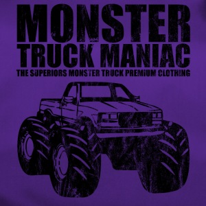SUPERIORI  - Monster Truck MANIAC - Shirt Design - Borsa sportiva
