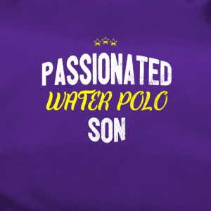 Distressed - PASSIONATED WATERPOLO SON - Duffel Bag