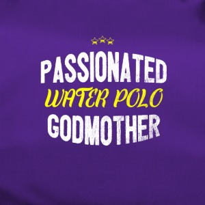 Distressed - PASSIONATED WATER POLO GODMOTHER - Duffel Bag