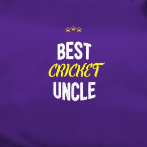 Verontruste - BESTE CRICKET UNCLE - Sporttas