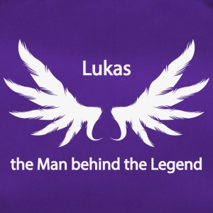 Lukas the Man behind the Legend - Sporttasche