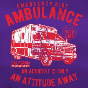 AMBULANCE - Ambulance Shirt Design - Sporttas