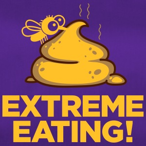Extreme Eating - Duffel Bag