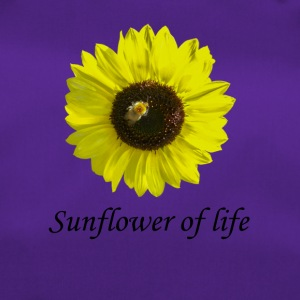"Sunflower of life ""Sunflower of life"" - Duffel Bag"